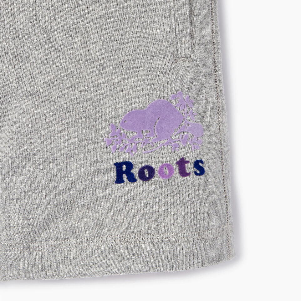 Roots-Kids Our Favourite New Arrivals-Girls Original Roots Short-undefined-D