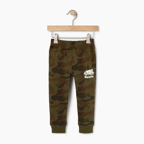 Roots-Kids Our Favourite New Arrivals-Toddler Camo Sweatpant-Winter Moss Green-A