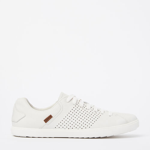 Roots-Women Footwear-Womens Bellwoods Light Sneaker-White-A