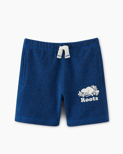 Roots-Shorts Toddler-Toddler Original Short-Classic Blue Pepper-A