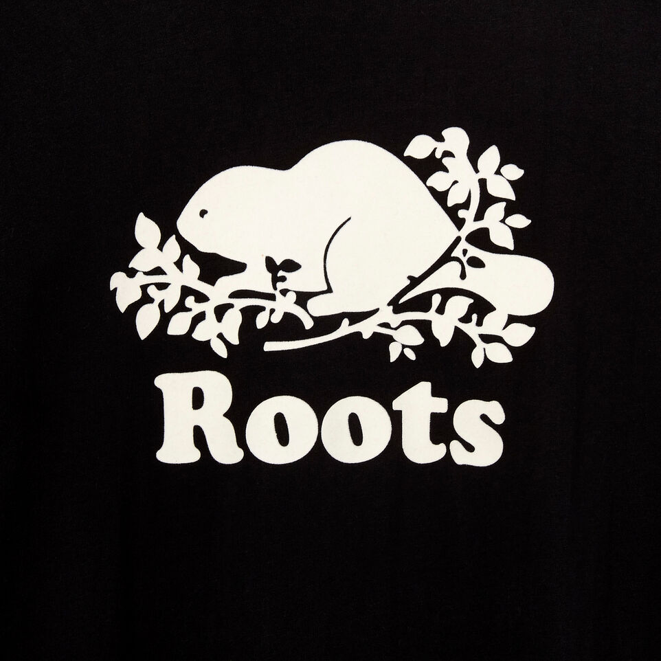 Roots-undefined-Womens Flocked Cooper Longsleeve T-shirt-undefined-D
