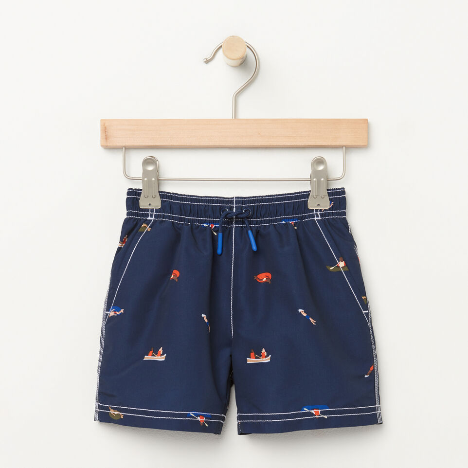 Roots-Toddler Nanaimo Canoe Short