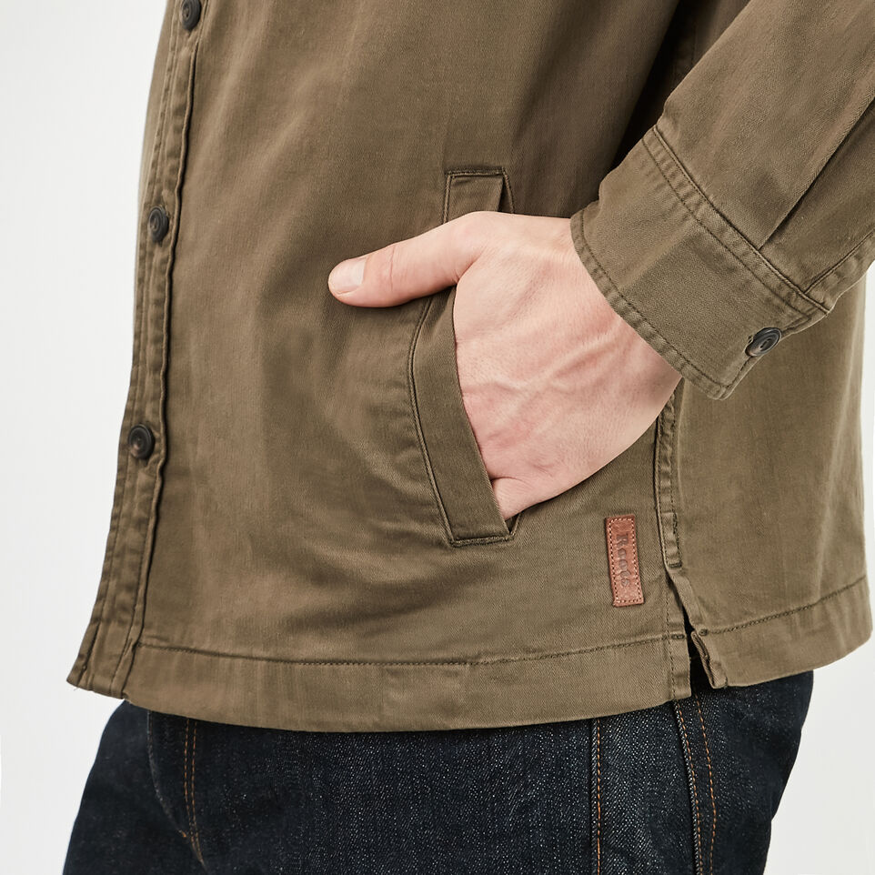 Roots-undefined-Shacket Surplus Hawthorne-undefined-D