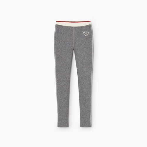 Roots-Kids New Arrivals-Girls Cabin Legging-Light Salt & Pepper-A