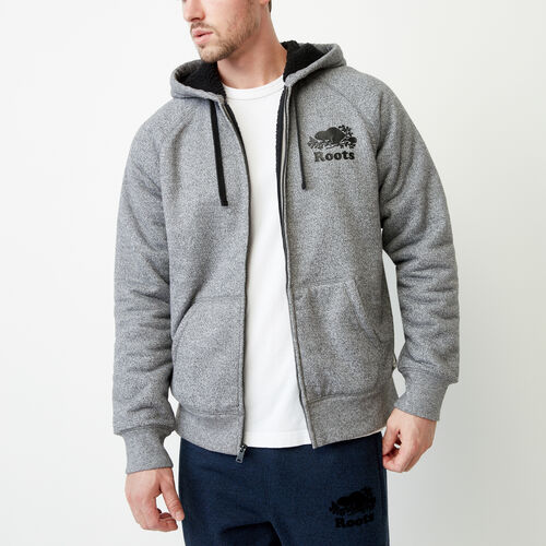 Roots-Men Our Favourite New Arrivals-Mt. Dawson Zip Hoody-Salt & Pepper-A