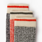 Roots-Kids New Arrivals-Toddler Cabin Sock 3 Pack-Loden-C