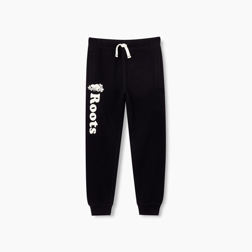 Roots-Kids Bestsellers-Boys Remix Sweatpant-Black-A
