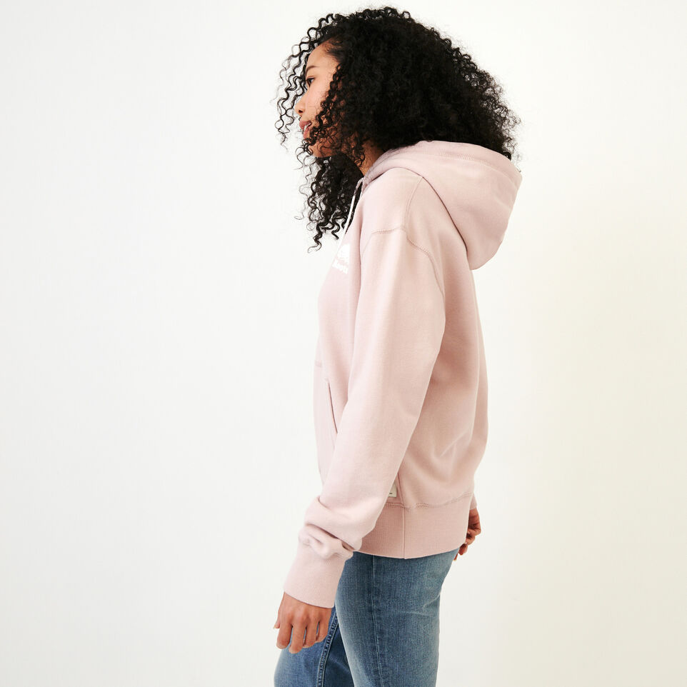 Roots-Women Categories-Aurora Hoody-Burnished Lilac-C