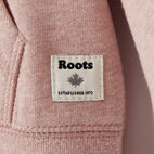 Roots-Kids Sweats-Toddler Original Full Zip Hoody-Deauville Mauve Mix-D