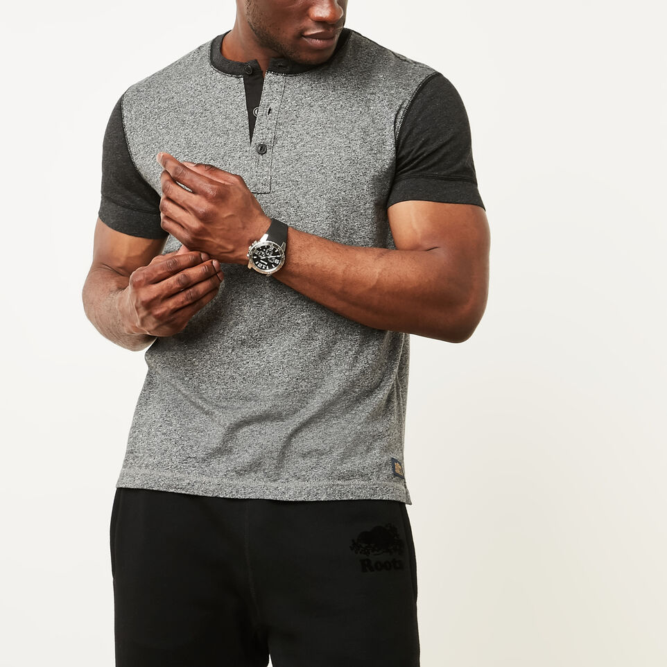 Roots-undefined-Guelph Colour-blocked Henley-undefined-A