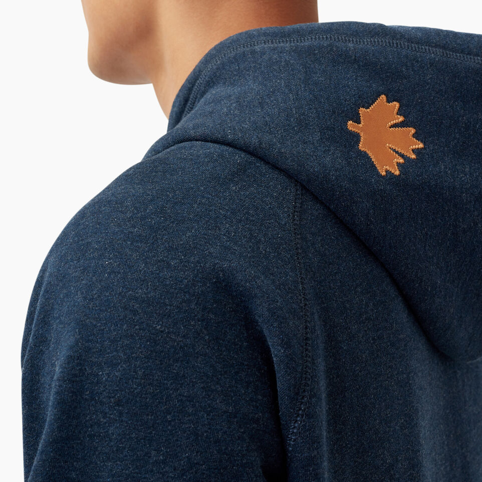 Roots-Winter Sale Men-Roots Arch Kanga Hoody-Navy Blazer Mix-E