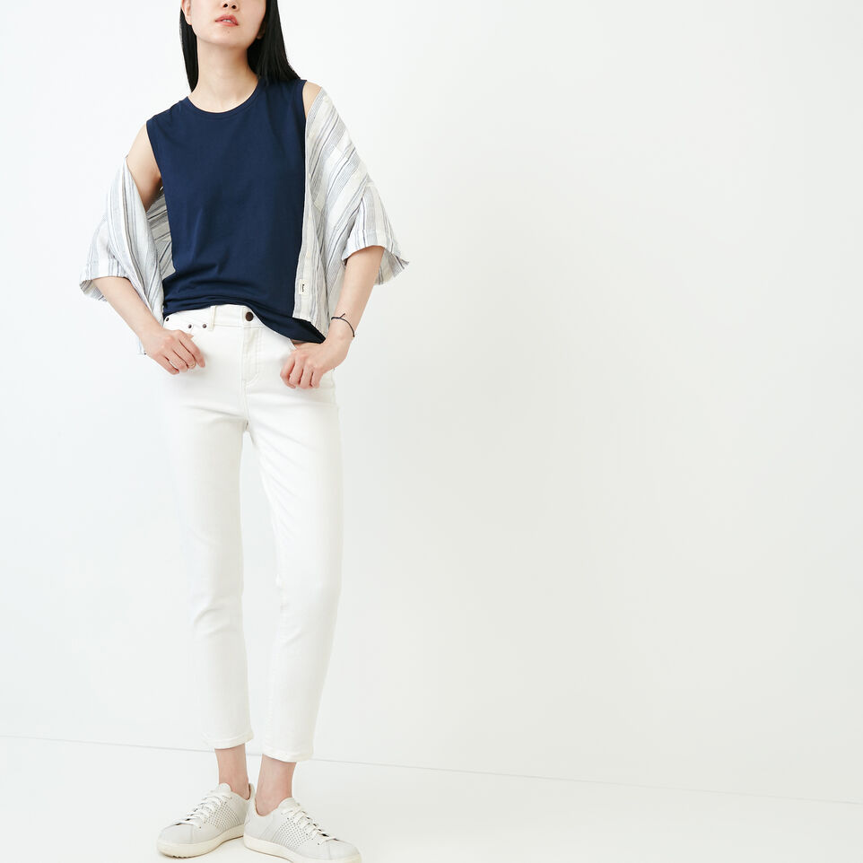 Roots-Women Our Favourite New Arrivals-Essential Tank-Navy Blazer-B