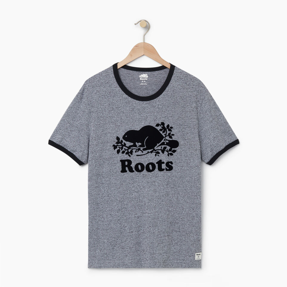 Roots-undefined-Mens Cooper Ringer T-shirt-undefined-A