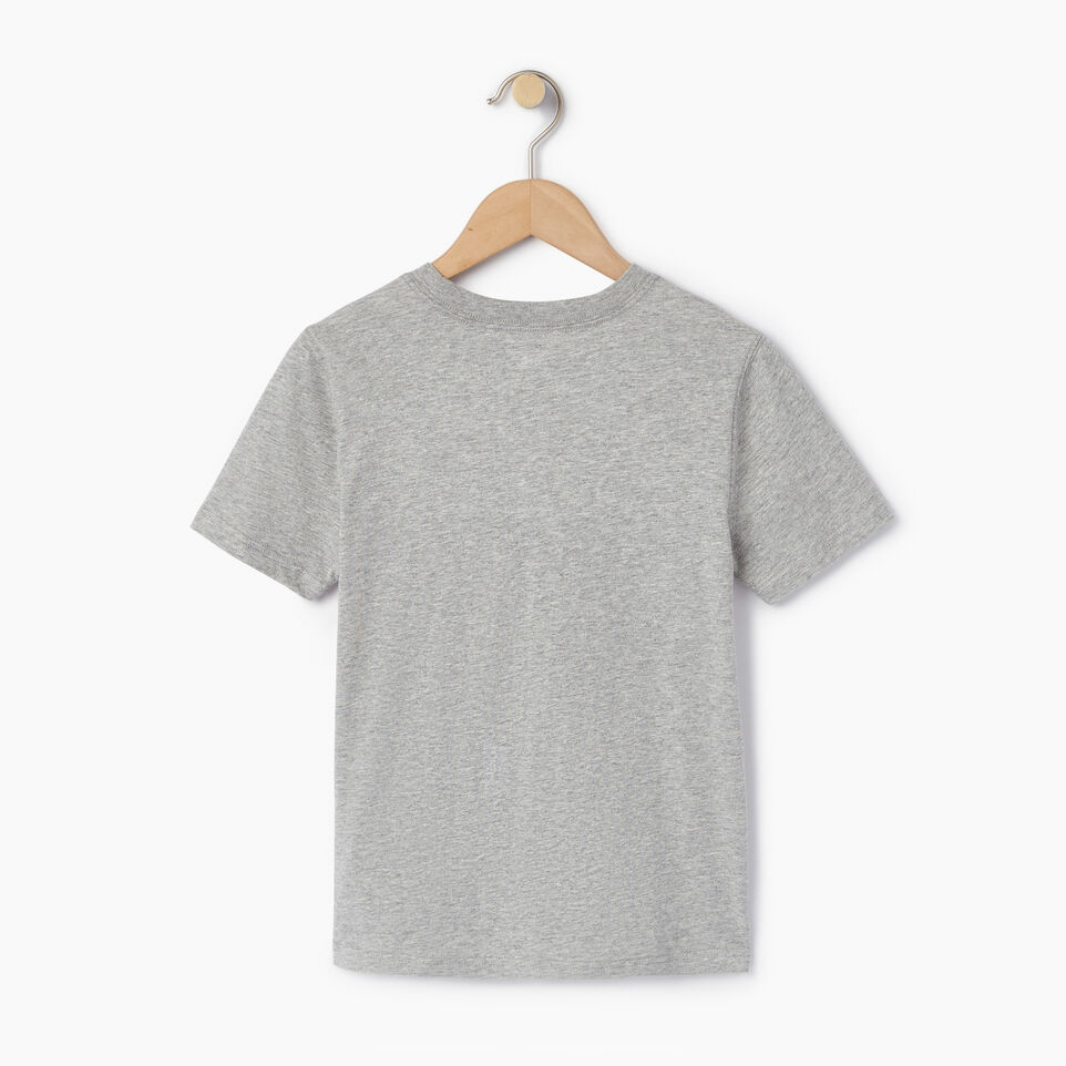 Roots-Kids Our Favourite New Arrivals-Boys Esher T-shirt-Grey Mix-B