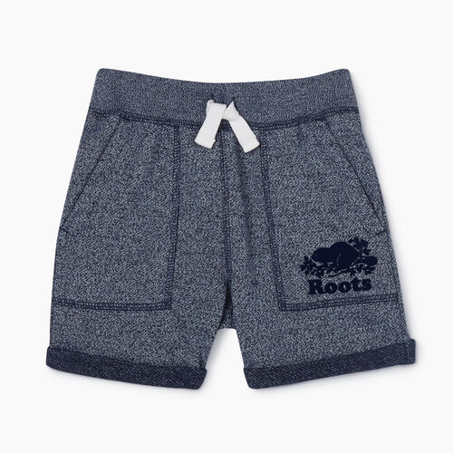 Roots-Kids New Arrivals-Toddler Park Short-Navy Blazer Pepper-A