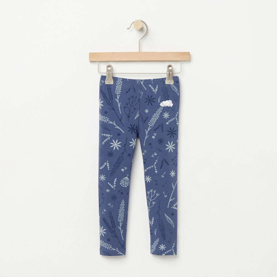 Roots-Toddler Floral Legging