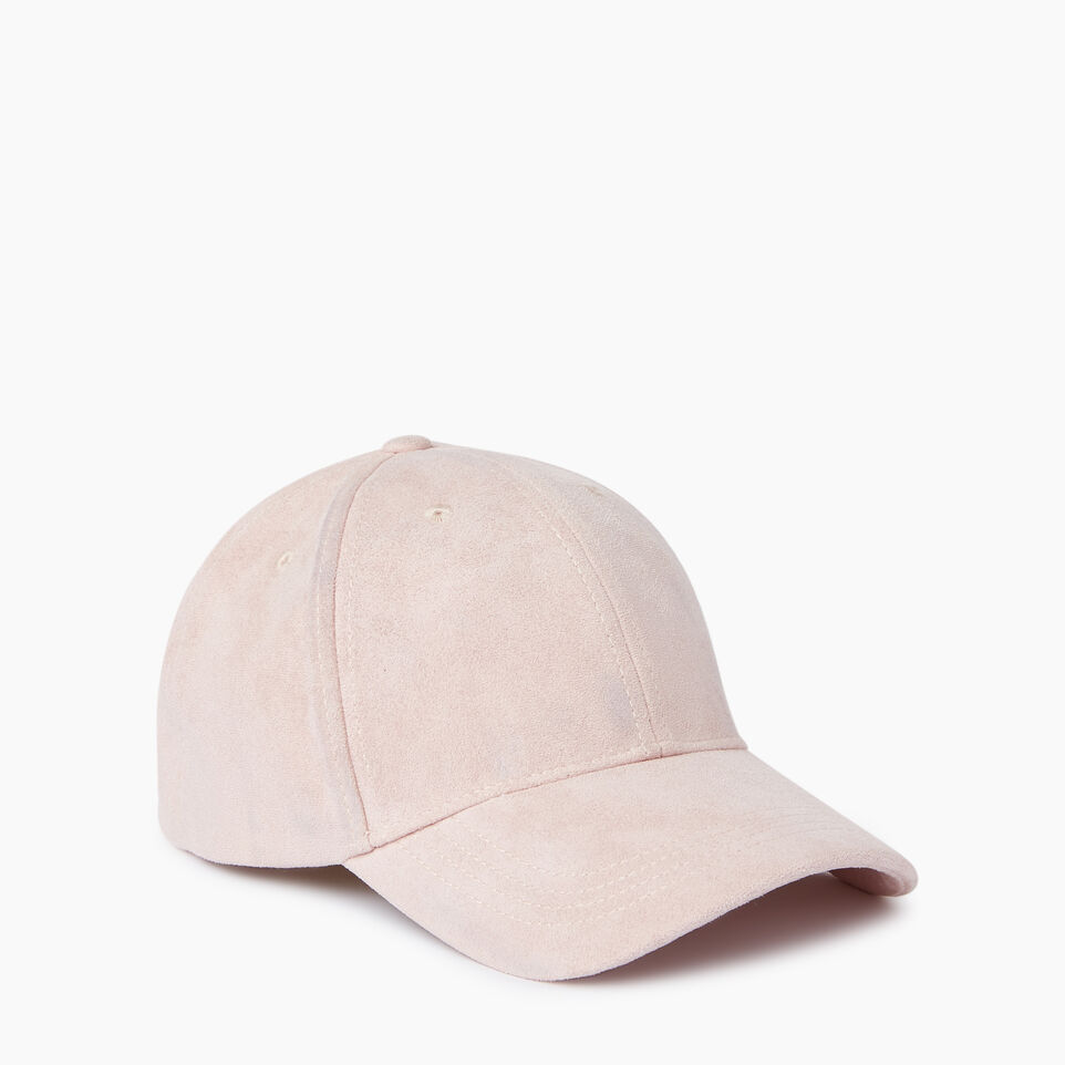 Roots-Women Our Favourite New Arrivals-Alexis Baseball Cap-Pink-A
