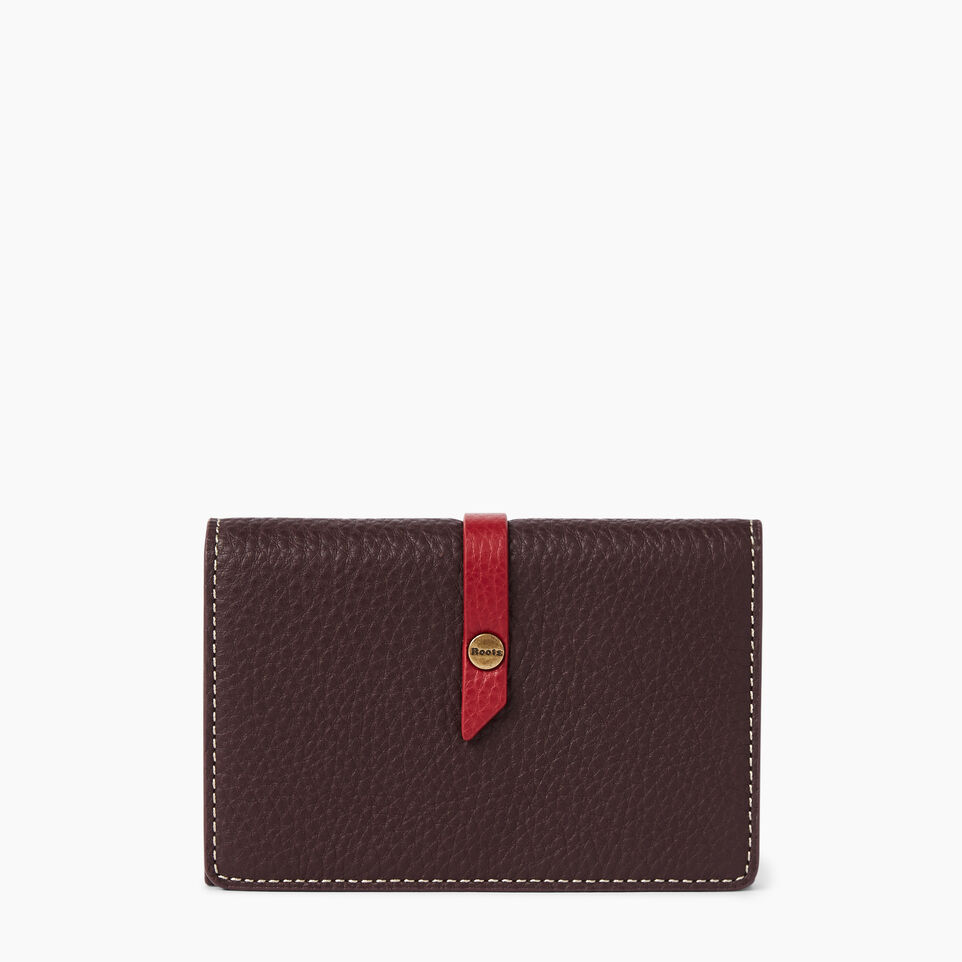 Roots-Small Stella Wallet
