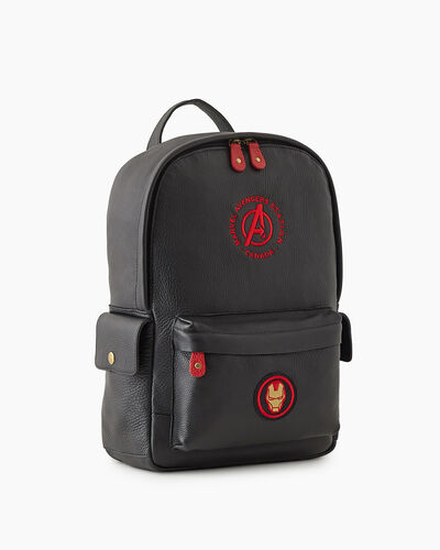 Roots-New For This Month Shop By Apparel-Avengers Iron Man Central Pack-Black-A