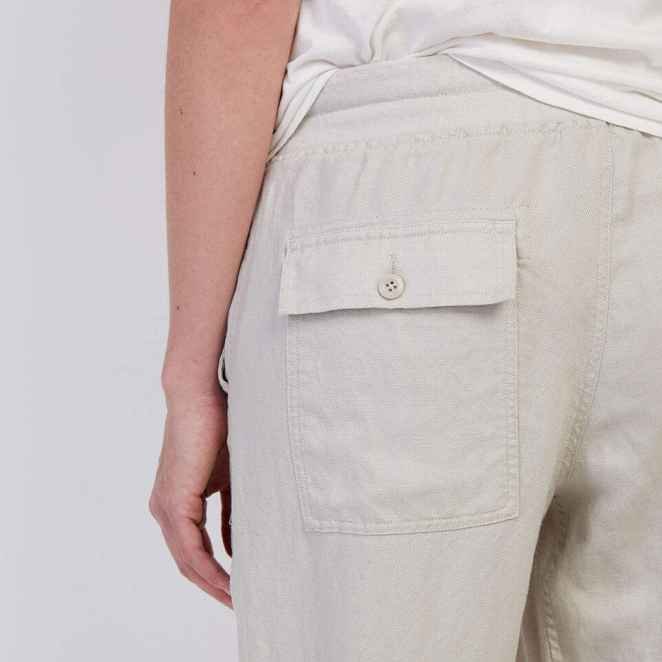 Roots-undefined-Linen Essential Jogger-undefined-E