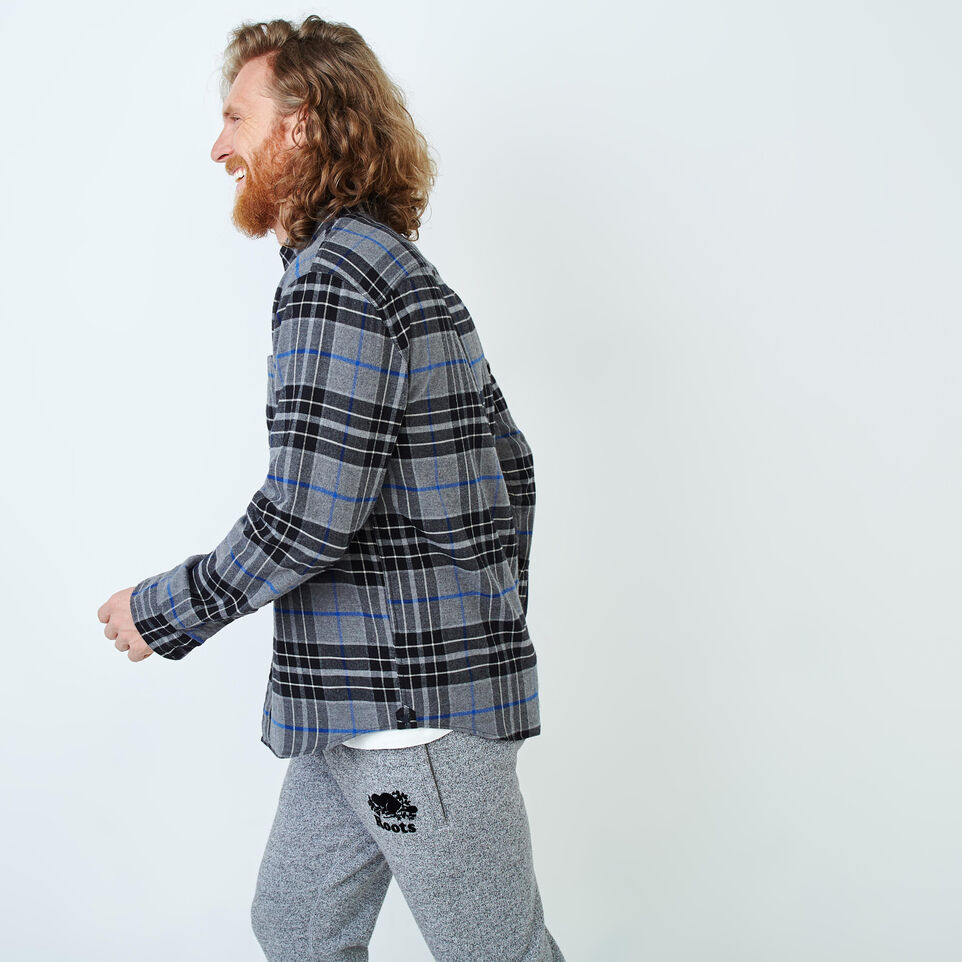 Roots-undefined-Clossen Flannel Shirt-undefined-C