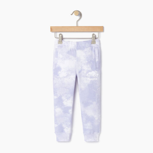 Roots-Clearance Kids-Toddler Cloud Nine Sweatpant-Thistle-A