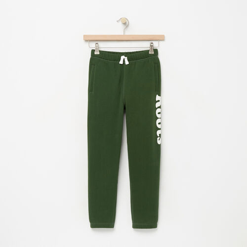 Roots-Clearance Kids-Boys Roots Remix Sweatpant-Camp Green-A