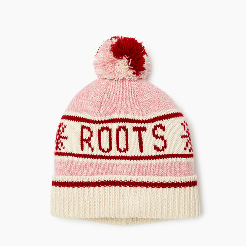 Roots-Sale Kids-Kids Cabin Toque-Cashmere Rose Pepper-A