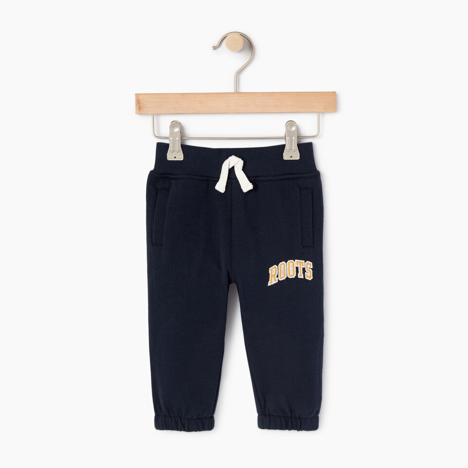 Roots-undefined-Baby Varsity Sweatpant-undefined-A