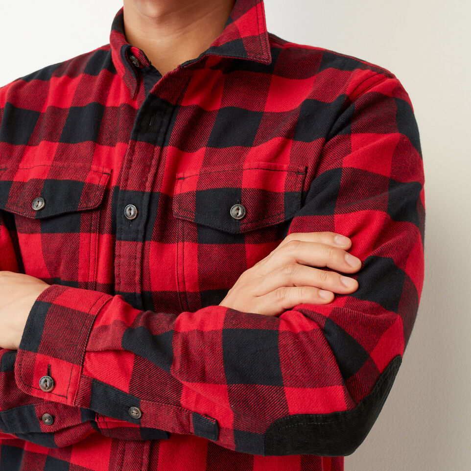 Roots-undefined-Park Plaid Shirt-undefined-E