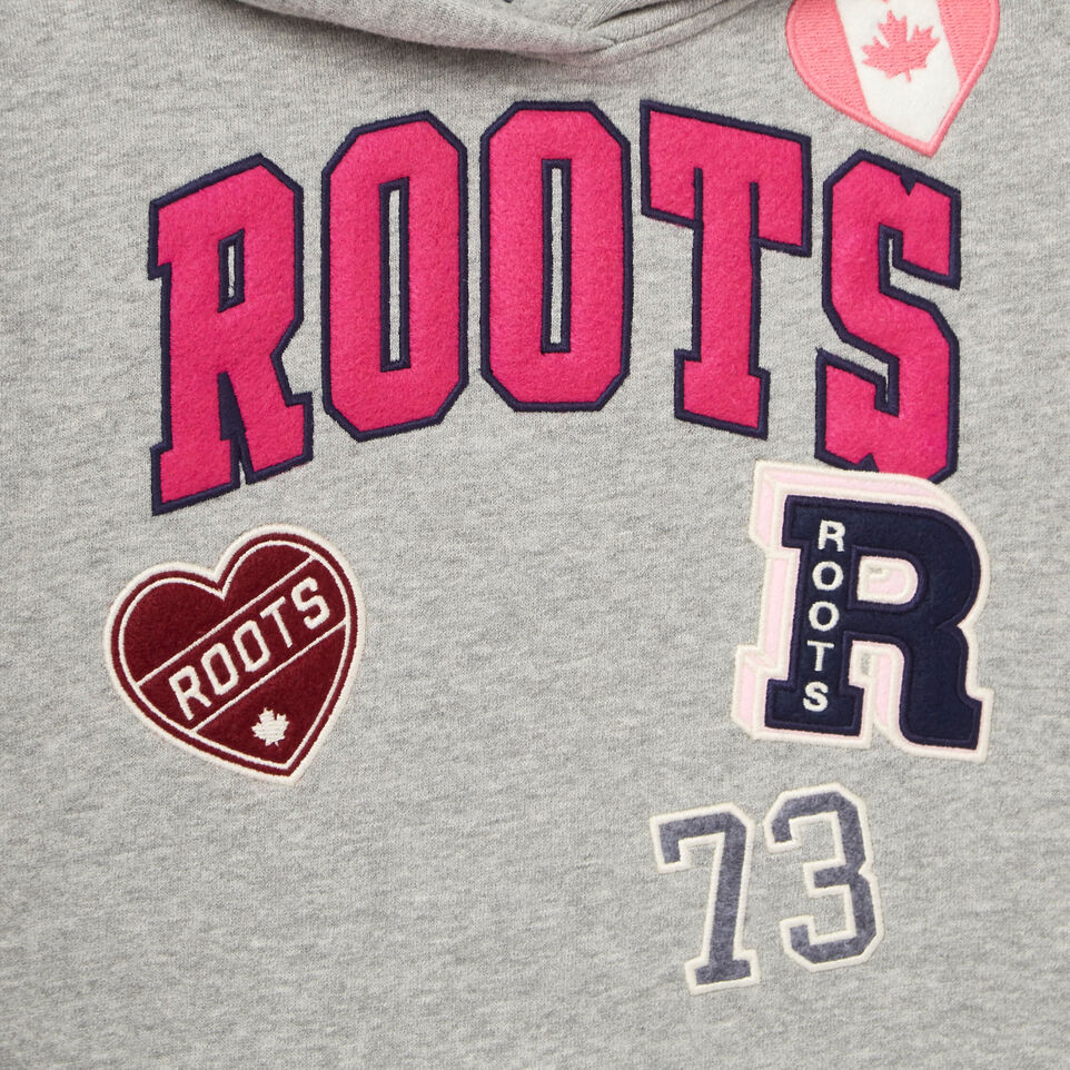 Roots-undefined-Girls Roots Patches Hoody-undefined-D