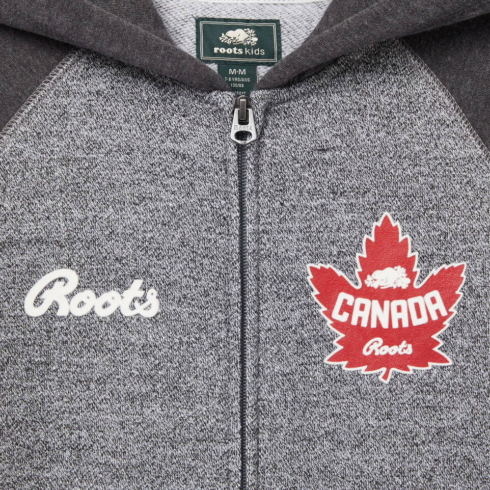 Roots-undefined-Boys Heritage Canada Full Zip Hoody-undefined-C