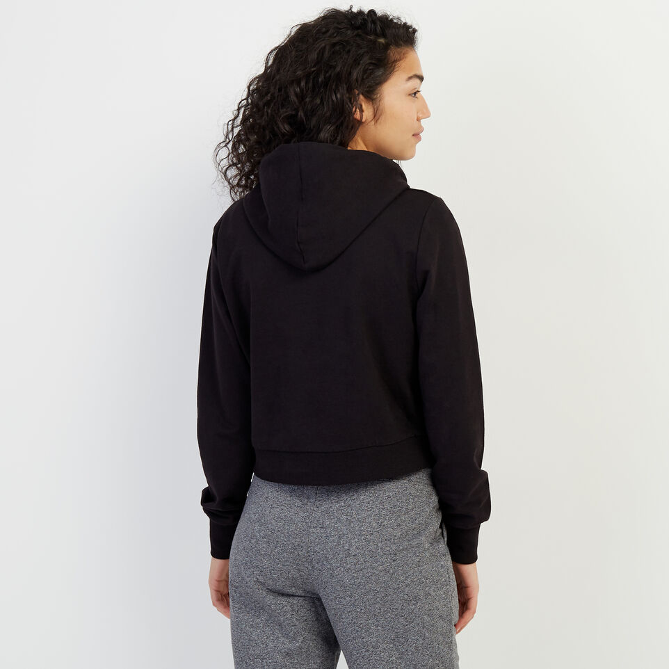 Roots-New For April Roots X Boy Meets Girl-Roots x Boy Meets Girl - Integrity Cropped Hoody-Black-D