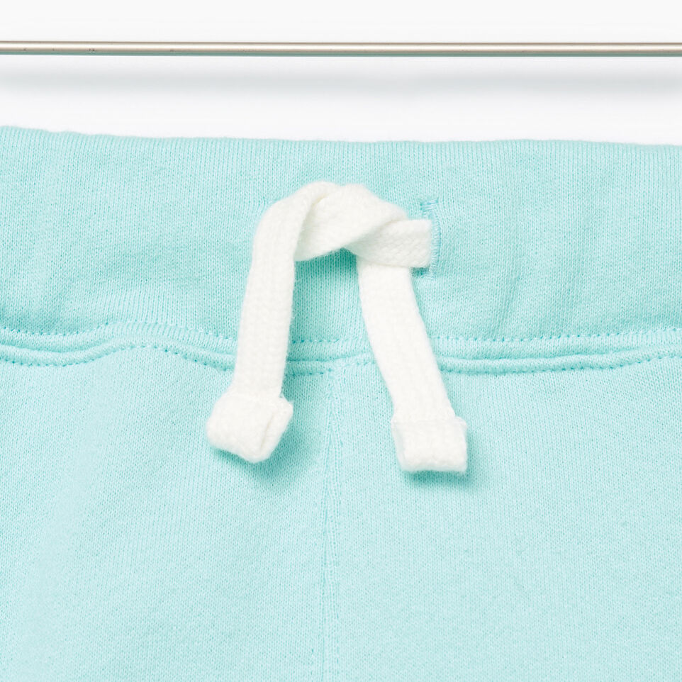 Roots-Kids Our Favourite New Arrivals-Girls Roots Beach Short-Aruba Blue-C
