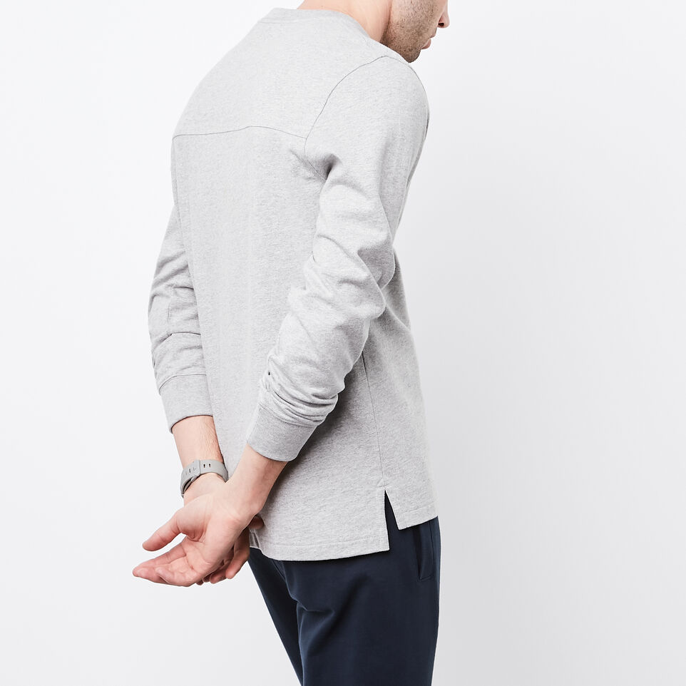 Roots-undefined-10 Oz Jersey Longsleeve Crew-undefined-E