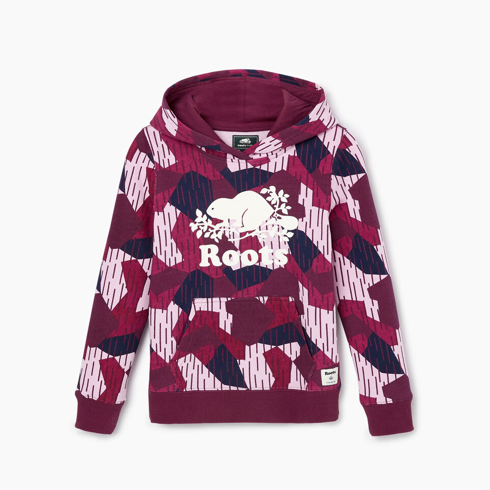 Roots-undefined-Girls Camo Kanga Hoody-undefined-B