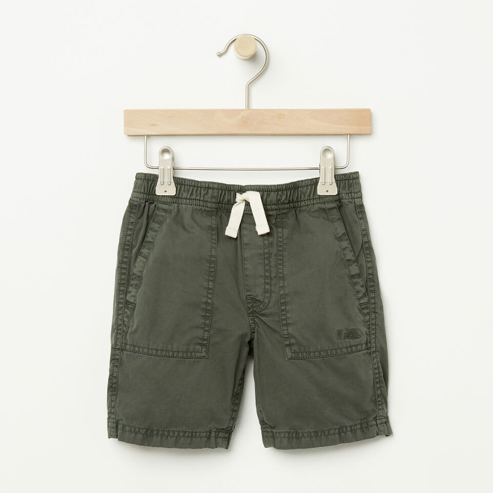 Roots-Toddler Twill Pine Falls Short