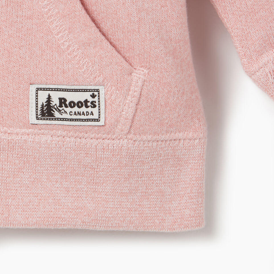 Roots-undefined-Baby Girl Whistler Full Zip Hoody-undefined-D