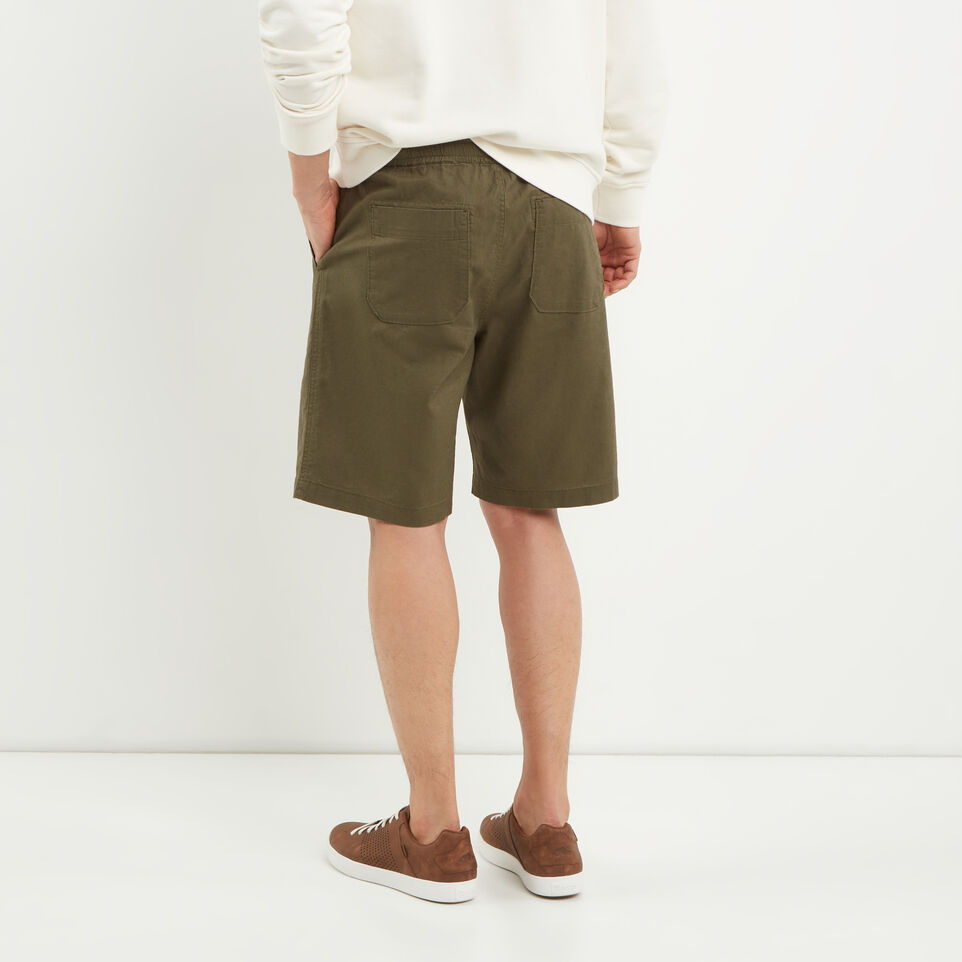 Roots-undefined-Hemp Pull On Short-undefined-D