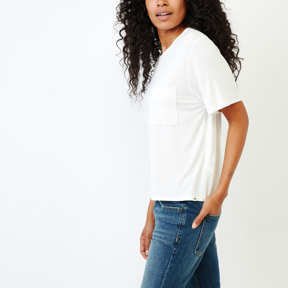 Roots-Women Clothing-Newbrook Top-Ivory-C