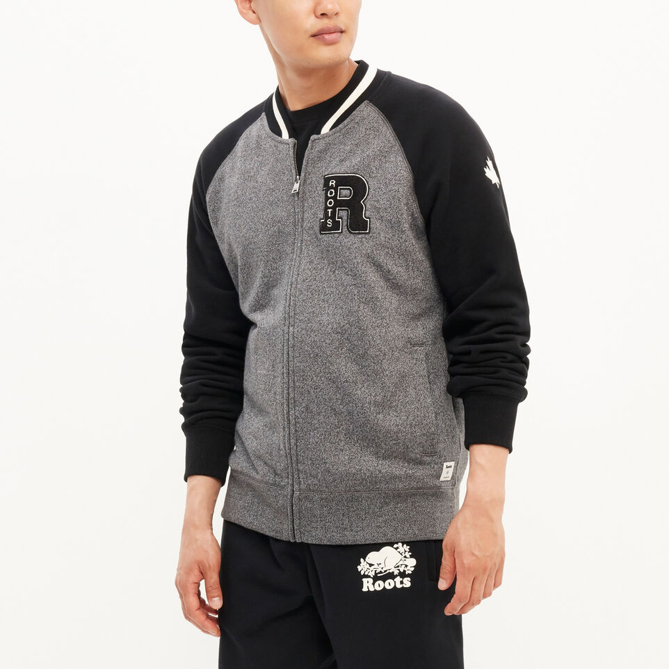 Roots-Alumni Full Zip Sweatshirt