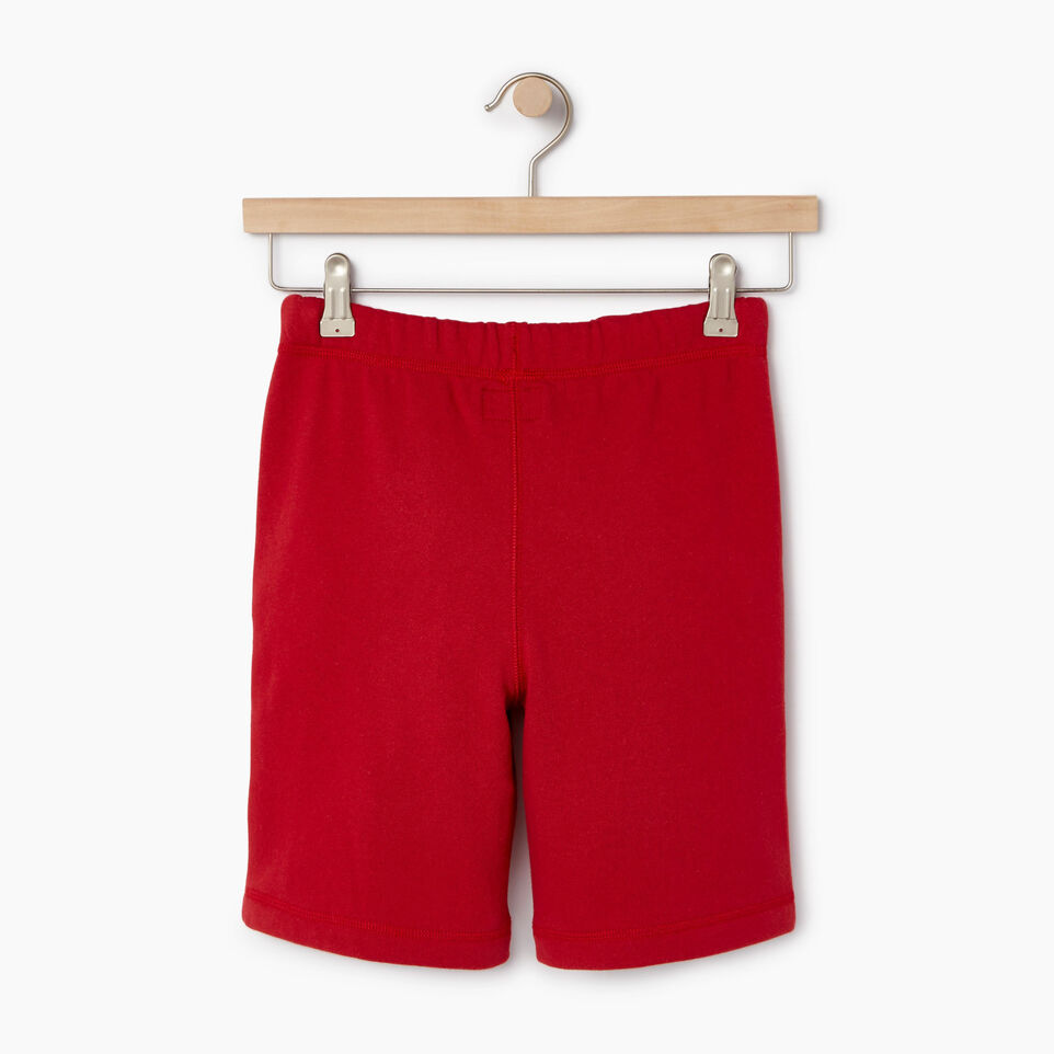 Roots-Kids Our Favourite New Arrivals-Boys Canada Short-Sage Red-B