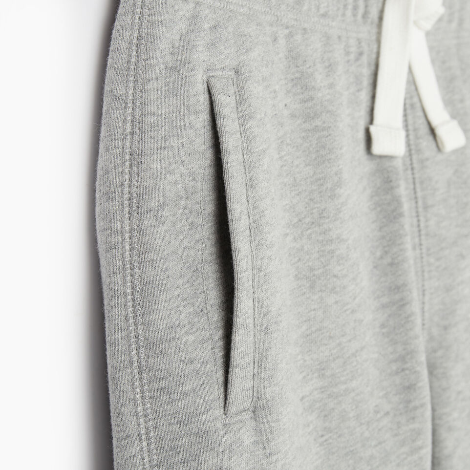 Roots-Sale Kids-Girls Easy Ankle Sweatpant-Grey Mix-E