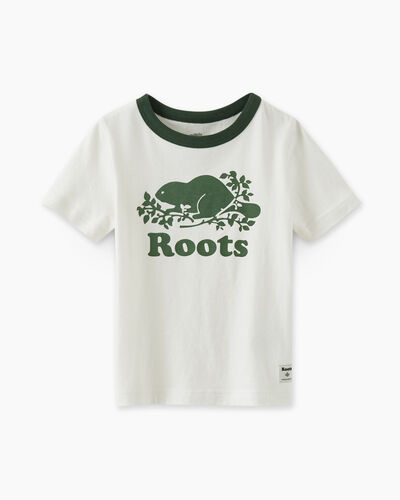 Roots-Kids T-shirts-Toddler Cooper Pop T-shirt-Camp Green-A