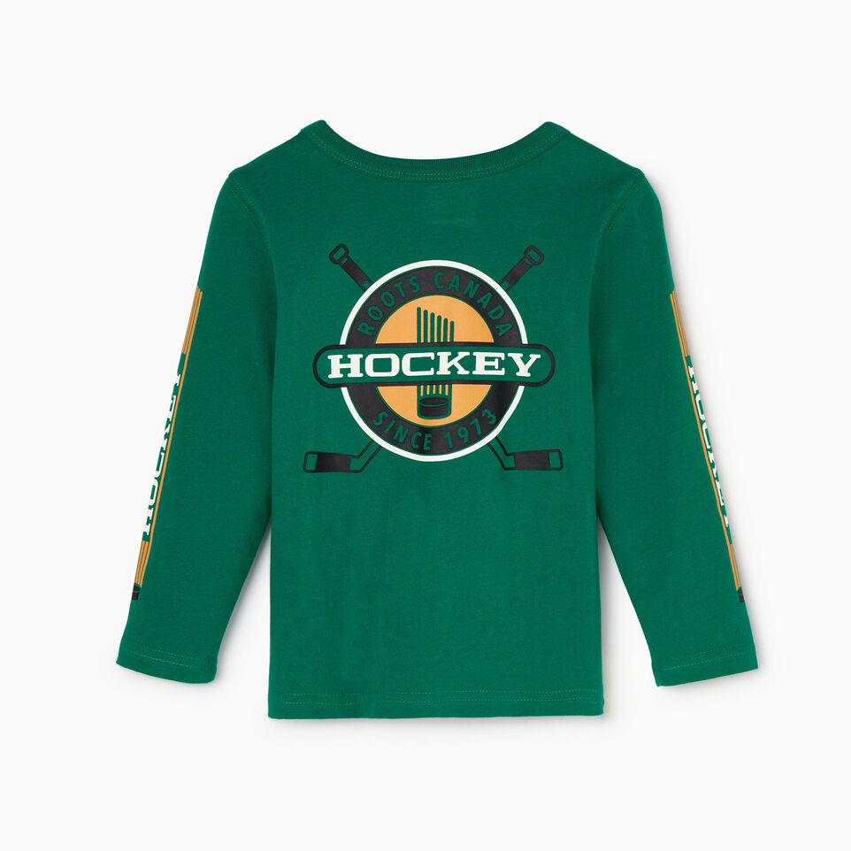 Roots-undefined-T-shirt Hockey pour tout-petits-undefined-B