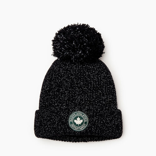 Roots-Kids Our Favourite New Arrivals-Kids Snowy Fox Toque-Black Fox-A