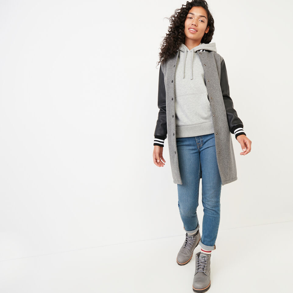 Roots-Women Our Favourite New Arrivals-Junction Hoody-Grey Mix-B