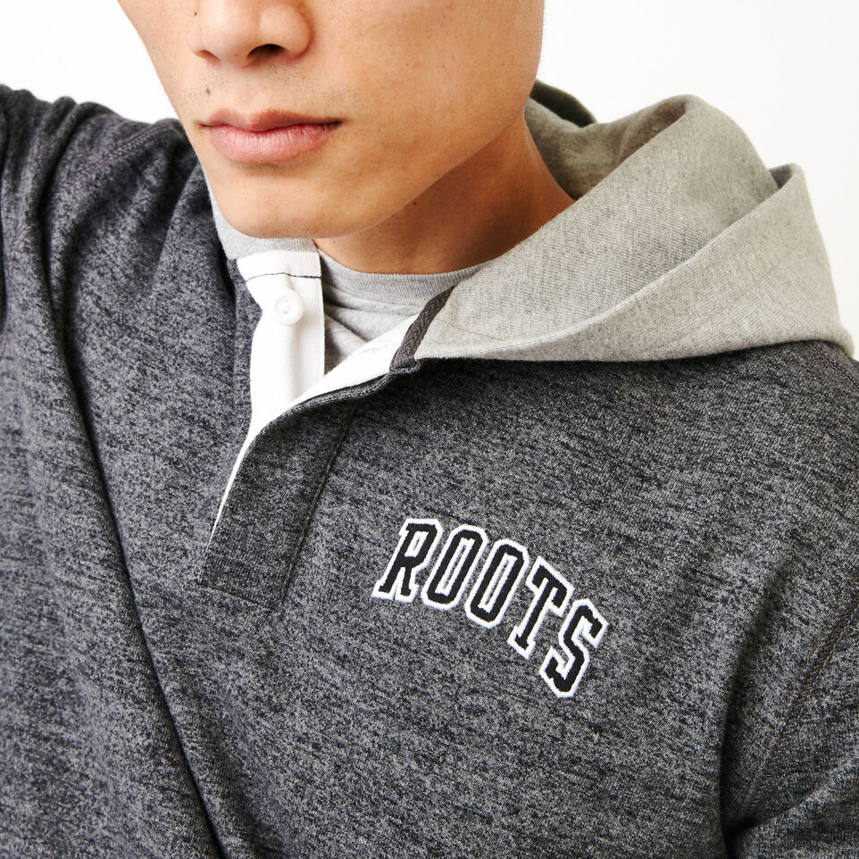 Roots-undefined-10oz Heavy Jersey Hoody-undefined-E
