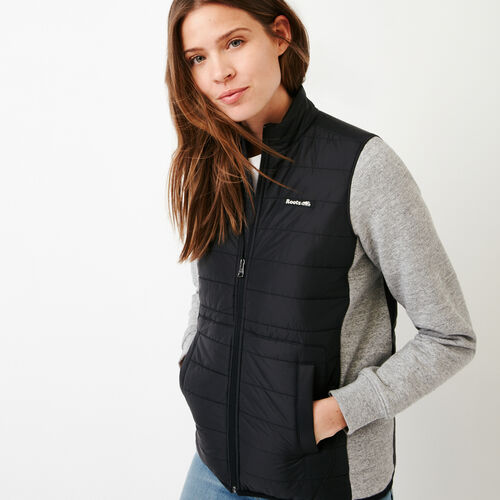 Roots-Women Our Favourite New Arrivals-Roots Hybrid Jacket-Black-A