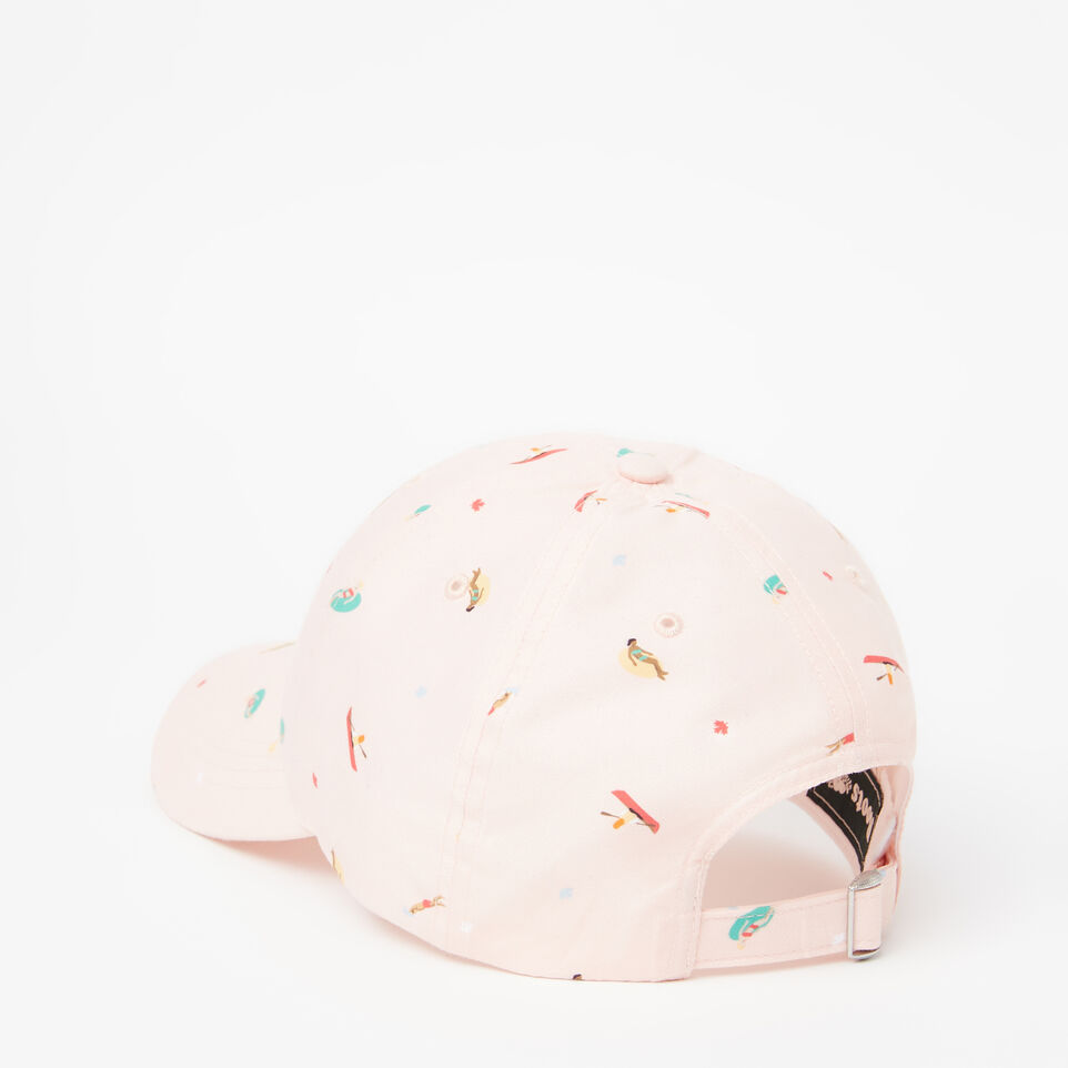 Roots-undefined-Cooper Print Baseball Cap-undefined-C